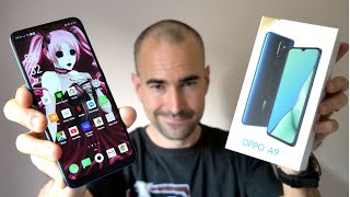 Oppo A9 (2020) - Unboxing & Tour