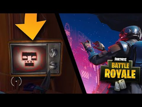 RAKETA CO ZNIČÍ MAPU VE FORTNITE? NOVÁ TEORIE! - Fortnite Battle Royale CZ/SK