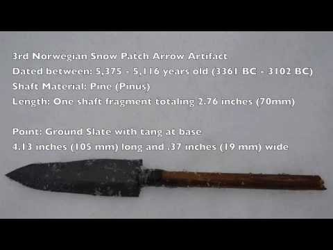 Download How to make an Ancient Norwegian Arrow with a Slate Tip Arrowhead for primitive archery hunting. HD Mp4 3GP Video and MP3