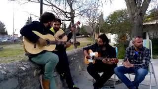 El Legionario Y La Morita Flamenco En Albaicin
