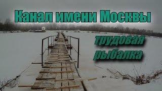 Когда закрывается рыбалка на канале им москвы