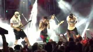 Florida Georgia Line - Smoke & Smile & Here's To the Good Times - FGL Cruise 2015