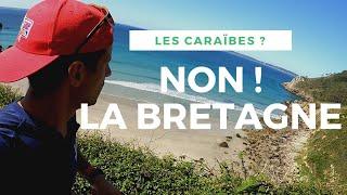 TRAIL SUR LE SENTIER CÔTIER BRETON #2