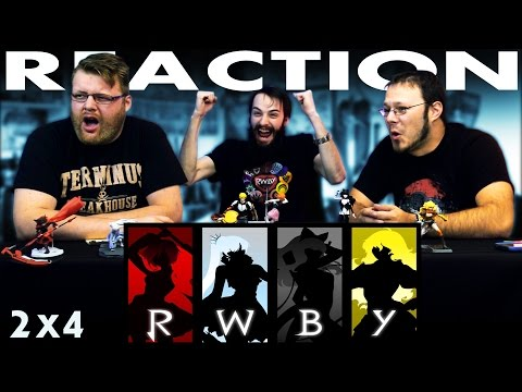 Download Rwby Volume 4 Chapter 1 Reaction Discussion Video