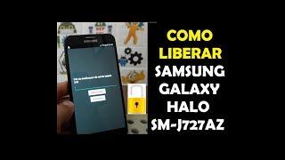 como liberar Samsung Galaxy Halo sm-j727az cricket