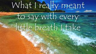 Daughtry What I Meant to Say with lyrics.wmv