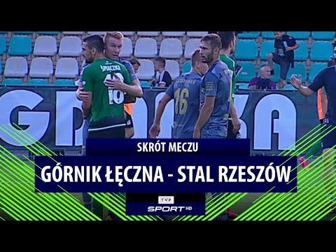 WIDEO: Górnik Łęczna - Stal Rzeszów 2-2 [SKRÓT MECZU]
