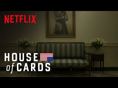 Netflix Commercial for House of Cards (2015) (Television Commercial)
