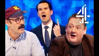 Jimmy SLAMS the Entire Nation of Australia | Jimmy's Insults pt. 5 | 8 Out of 10 Cats Does Countdown