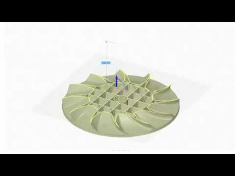 ANSYS SpaceClaim Sneak Peek - Infill