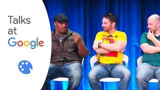 "NYC'17 Comic Con Panel: ""Over 75 Years of Batman"" | Talks at Google"