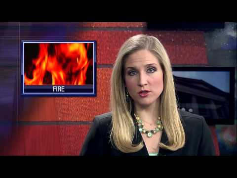 WSIL Best Newscast May 16, 2014 - Cario Bank Robbery