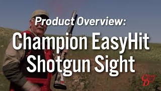 Champion EasyHit Shotgun Sight