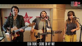 Diva Faun - Shine On My Way (Live)