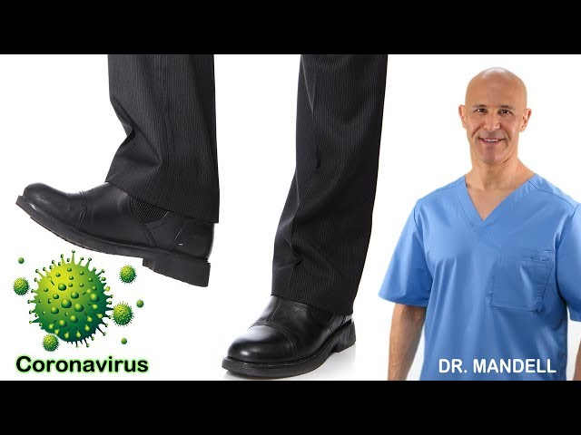 POWERFUL STEPS TO COMBAT THE CORONAVIRUS - Dr Alan Mandell, DC