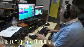 EF8M CQ WW DX CONTEST CW - 2011