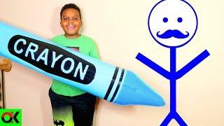 DOODLE SHILOH DAD! - Shasha and Shiloh - Onyx Kids