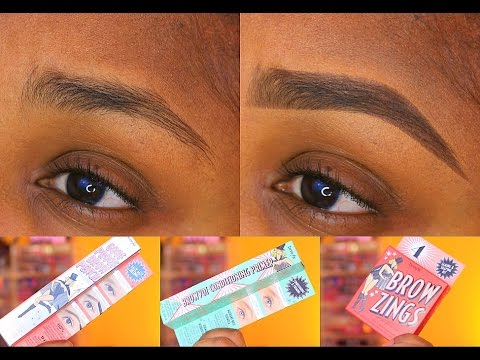 The Great Brow Basics Pencil & Gel Set by Benefit #7