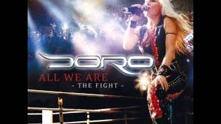 Doro   All We Are   The Fight   Everything's Lost
