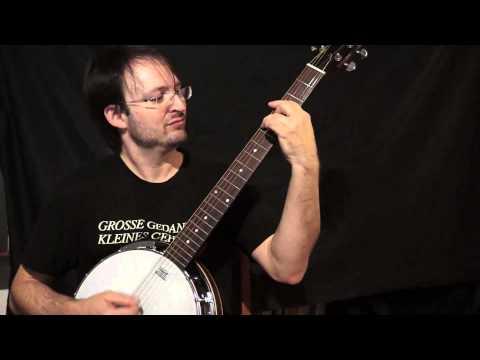 Gitarrenbanjo (6 Saiten) Folkfriends Economy