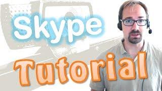Skype einrichten