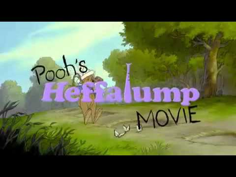 Pooh's Heffalump Movie Movie Trailer