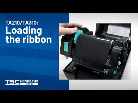 TSC TE 210 Barcode Printer