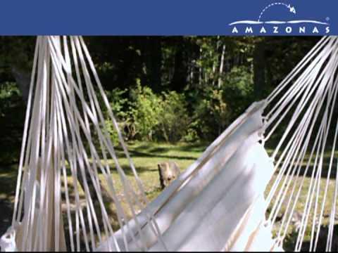 Video Závěsné křeslo Brasil natura 2