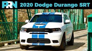2020 Dodge Durango SRT Review