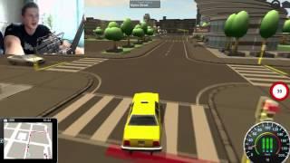 Симулятор Таксиста - Фрост Таксист - Taxi (В Гостях У FrostA)