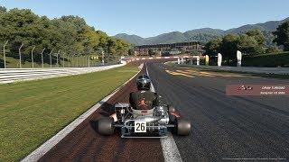 Gran Turismo Sport | Gran Turismo | Racing Kart 125 Shifter ( Gr.X )