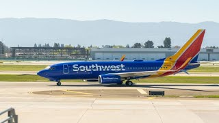 Southwest Airlines lowers cash burn rate