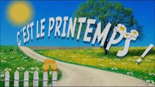 Michel Fugain Le printemps+Paroles