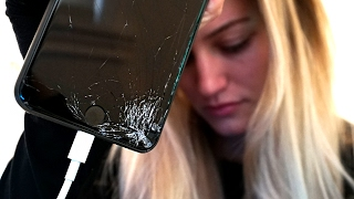 Shattered My iPhone (again)