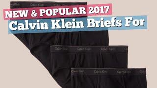 Calvin Klein Briefs For Men // New & Popular 2017