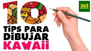 Como Dibujar Kawaii 365bocetos 免费在线视频最佳电影电视节目