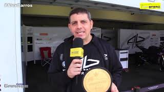 Alex Barros Sobre O High Speed Awards   Raio X Garage