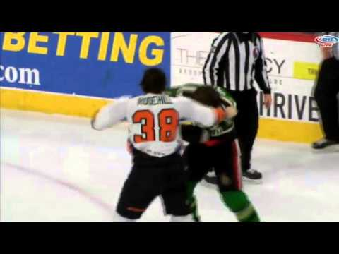Jay Rosehill vs Zack Stortini