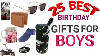 25 Awesome Birthday Gift For Boys,perfect Birthday Gifts For #boyfriend#Brother#Husband#Father#gift