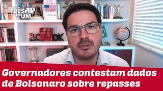 Rodrigo Constantino: Casa em que falta pão, todos brigam e ninguém tem razão