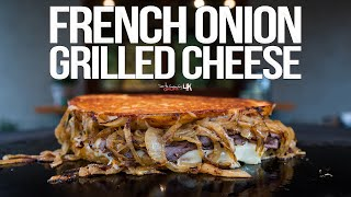 The Best Grilled Cheese Sandwich I've Ever Made | SAM THE COOKING GUY 4K