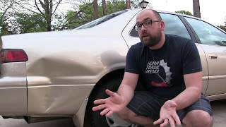 Fixing a Car Dent for $15!