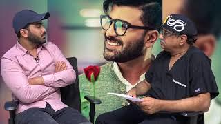 Sharwanand Speaks - Dr. Gurava Reddy Interviews Actor Sharwanand
