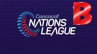 Liga de Naciones de la CONCACAF ☆ TODOS LOS GOLES / CONCACAF NATIONS LEAGUE ☆ ALL GOALS (Liga B)