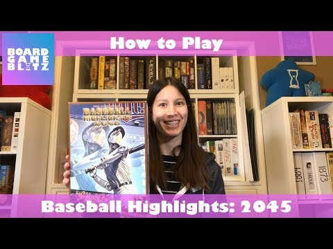 How to Play: Baseball Highlights: 2045