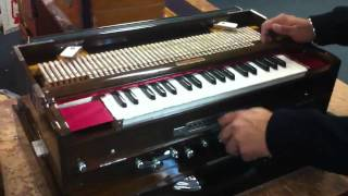 Harmonium BINA No. 32 With 4 Sets English Reeds
