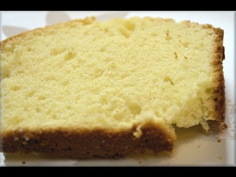 Video How to Make Buttermilk Pound Cake - CookwithApril