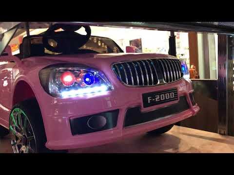 Kinderfahrzeuge HL228 Weiss Elektro Power Spyder Kinderauto Sportwagen Kinder Akku Fahrzeug 12V