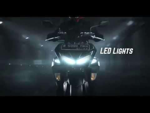 2018 Yamaha Aerox 155VVA S Version Review