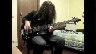 Solitude Within - Evergrey Bass Cover